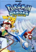 Pokemon Heroes (DVD)