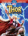 Thor: Tales of Asgard (Blu-ray/DVD)