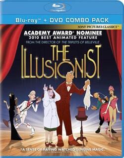 The Illusionist (BD/DVD Combo) (Blu-ray/DVD)