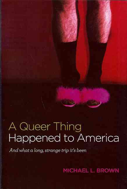 A Queer Thing Happened to America: And What a Long, Strange Trip It's Been (Hardcover)