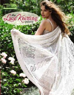 The Lace Knitting Palette (Paperback)