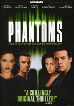Phantoms (DVD)
