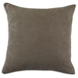 Slam Dunk Khaki Throw Pillow