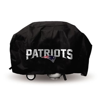 Rico New England Patriots Deluxe Large Vinyl/Felt Grill Cover