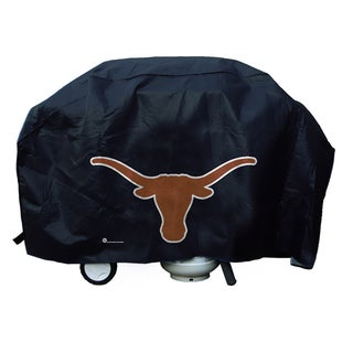 Texas Longhorns Deluxe Grill Cover