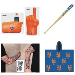 New York Mets MLB Gameday Fanpack