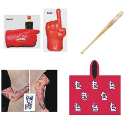 St. Louis Cardinals MLB Gameday Fanpack
