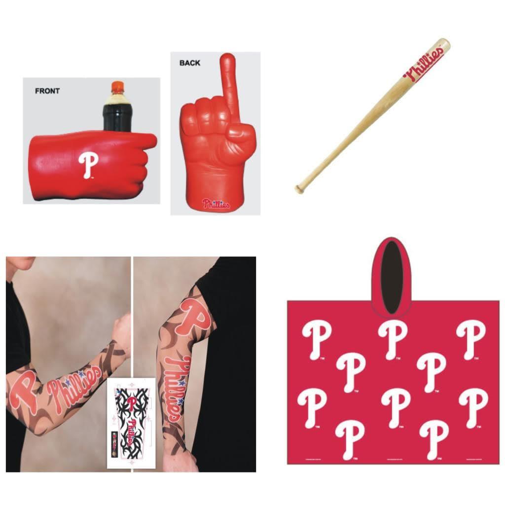Philadelphia Phillies MLB Gameday Fanpack