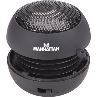 Manhattan Compact Travel Speaker with Built-in Rechargeable Battery