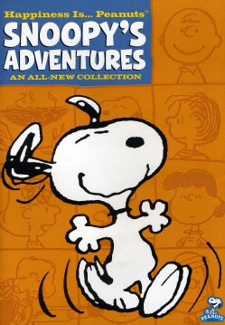 Happiness Is Peanuts: Snoopy's Adventures (DVD)