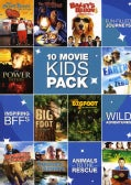 10 Movie Kids Pack (DVD)