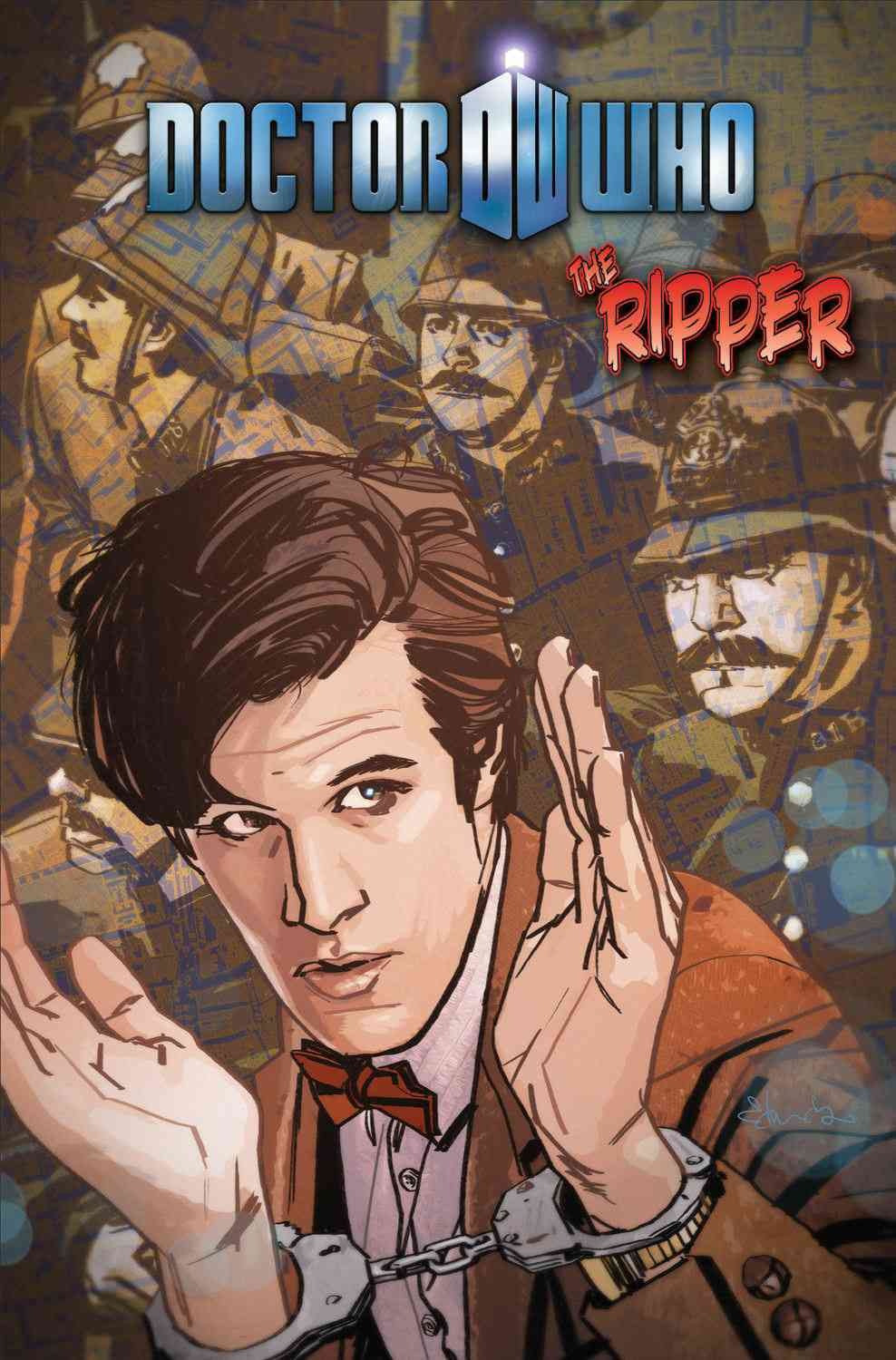 Doctor Who 2: The Ripper (Paperback)