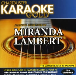 Miranda Lambert - In the Style of Miranda Lambert