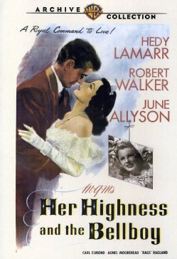 Her Highness And The Bellboy (DVD)