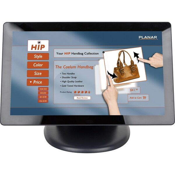 "Planar PT2285PW 21.5"" LCD Touchscreen Monitor - 5 ms"