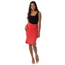 AtoZ Women's Bell Skirt