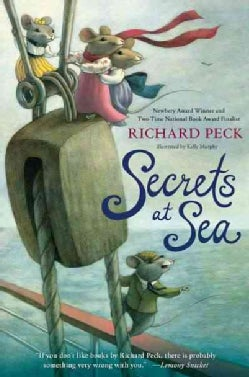 Secrets at Sea (Hardcover)
