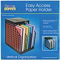 Cropper Hopper Black Paper Holder