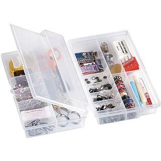 ArtBin Quick Flip Clear Storage Box