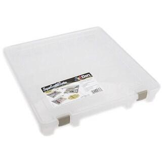 ArtBin Clear 8-compartment Super Satchel