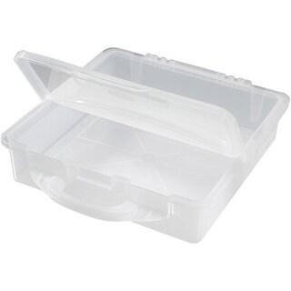Stow & Go Clear Storage Bin