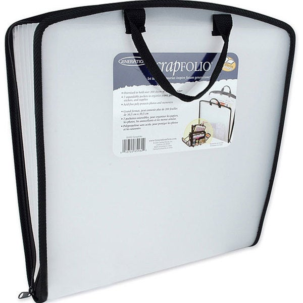 Scrapfolio Expandable Storage Case (12 x 12)