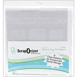 ScrapOnizer Ultimate File Folders (Pack of 2)
