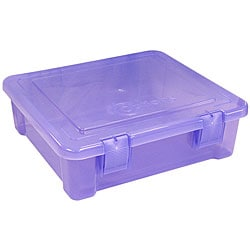 Creative Options Purple File Tub