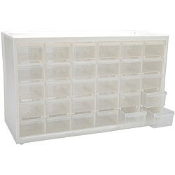 ArtBin Store-in-drawer Clear Cabinet