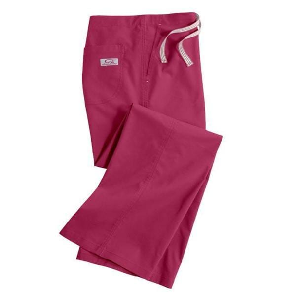 IguanaMed Women's Power Pink Classic Boot Cut Pants