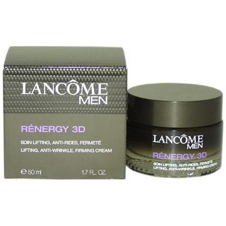 Lancome Men Renergy 3D Lifting Anti-Wrikle Men's 1.69-ounce Firming Cream