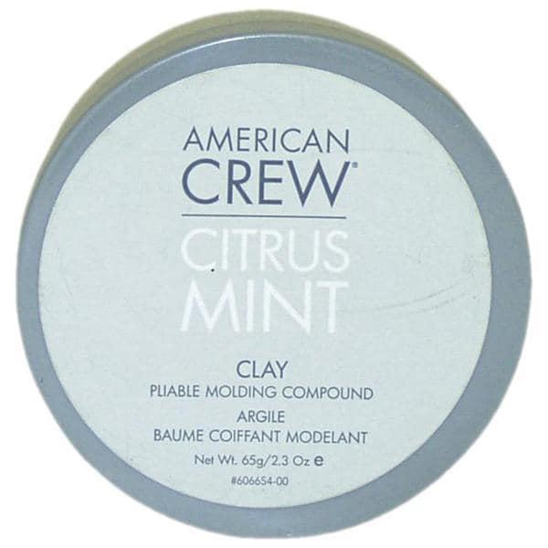American Crew Citrus Mint Men's 2.3-ounce Clay