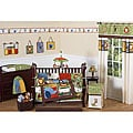 Sweet Jojo Designs Jungle Time 9-piece Crib Bedding Set
