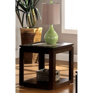 Furniture of America Fiona Modern End Table