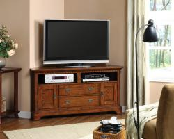 Furniture of America Bettina Dark Oak TV Cabinet