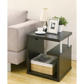 Furniture of America Modern Leveled End Table