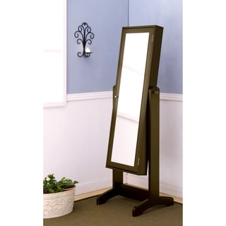 Lily Cheval Mirror with Jewelry Holder