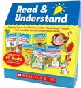Read & Understand: Engaging, Easy-to-Read Storybooks With Think-aloud Prompts That Boost Kids Reading-comprehens... (Paperback)