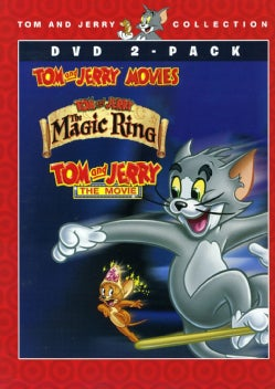 Tom and Jerry Double Feature: The Magic Ring/The Movie (DVD)
