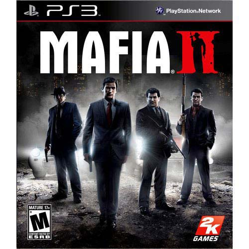 PS3 - Mafia II