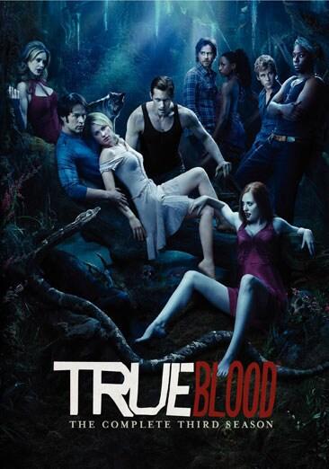 True Blood: The Complete Third Season (DVD)