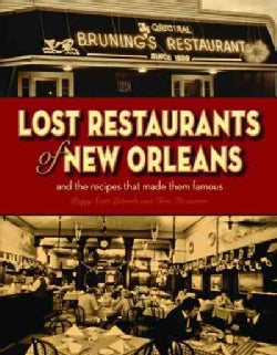 Lost Restaurants of New Orleans (Hardcover)