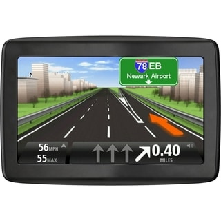 TomTom VIA 1435TM Automobile Portable GPS Navigator - Mountable