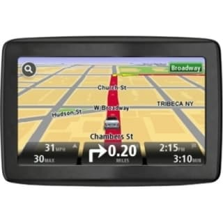 TomTom VIA 1535TM Automobile Portable GPS Navigator - Mountable
