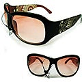 SWG Womens 4392 Butterfly Fashion Sunglasses