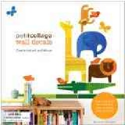 Petit Collage Wall Decals (Paperback)