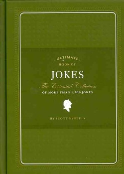 Ultimate Book of Jokes (Hardcover)