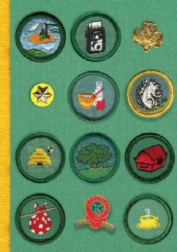 Girl Scouts Vintage Badge Journal (Notebook / blank book)