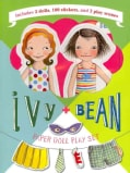 Ivy and Bean Paper Doll Play Set (Paperback)
