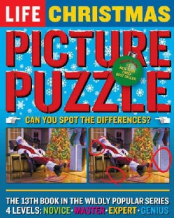 Life Picture Puzzle Christmas (Paperback)